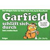 Jim Davis Garfield, Bd.2, Garfield schläft sich Durch