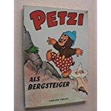 Carla Hansen; Vilhelm (Ill.) Hansen Petzi als Bergsteiger