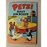 Carla Hansen; Vilhelm (Ill.) Hansen Petzi baut ein Schiff - Band 1