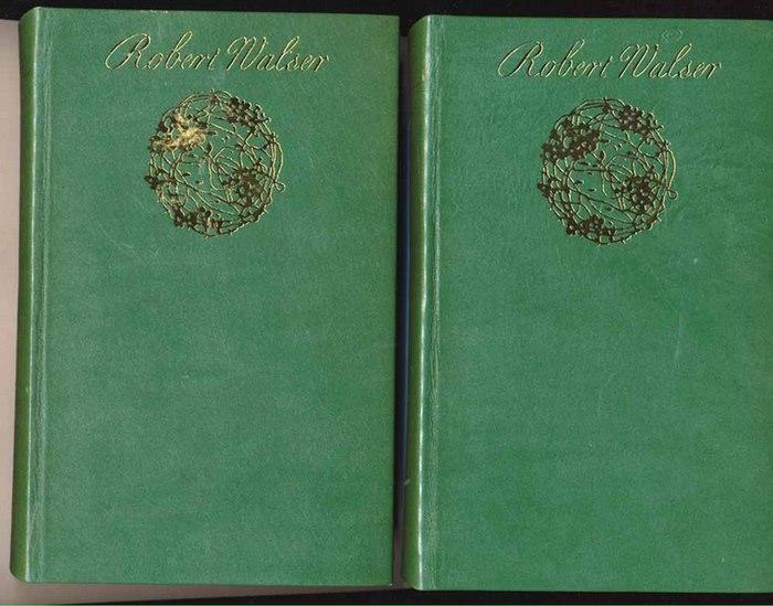 Walser, Robert: Prosastücke I und II.