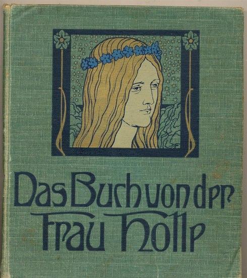 Geissler, Max: Das Buch von der Frau Holle.