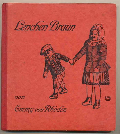 Rhoden, Emmy von: Lenchen Braun. - Eine Erzählung für Kinder von 10 bis 12 Jahren.