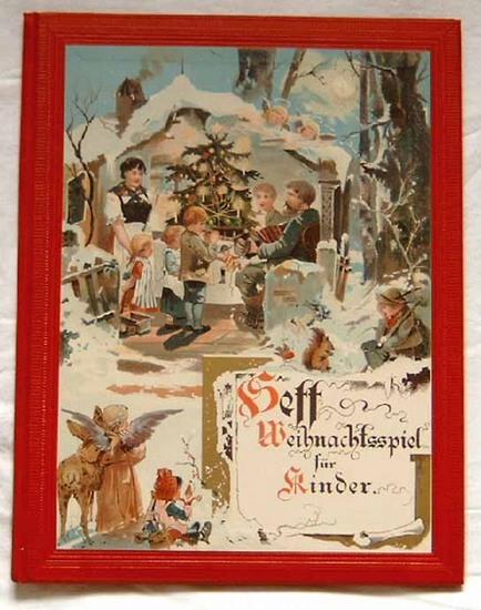 Seff - Ein Weihnachtsspiel für Kinder in vier Aufzügen.