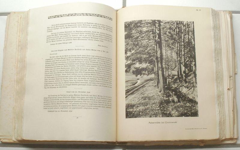 Berg, Carl vom: Geschichte der Familie Buchholz - unter Mitwirkung der Familie. 2