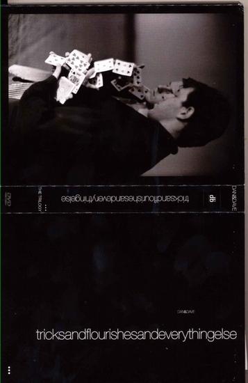Hocking, Dana, (Musical Group) Kastoacha and Dan and Dave: tricksandflourishesandeverythingelse. - the trilogy. DVD-Video : NTSC-Format : English