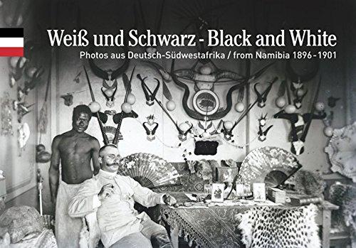 Otte, Wulf: Weiß und Schwarz : Photos aus Deutsch-Südwestafrika ; 1896 - 1901 = Black and white. [hrsg. im Auftr. des Braunschweigischen Landesmuseum]. Wulf Otte. [Übers.: Kim Lisney]