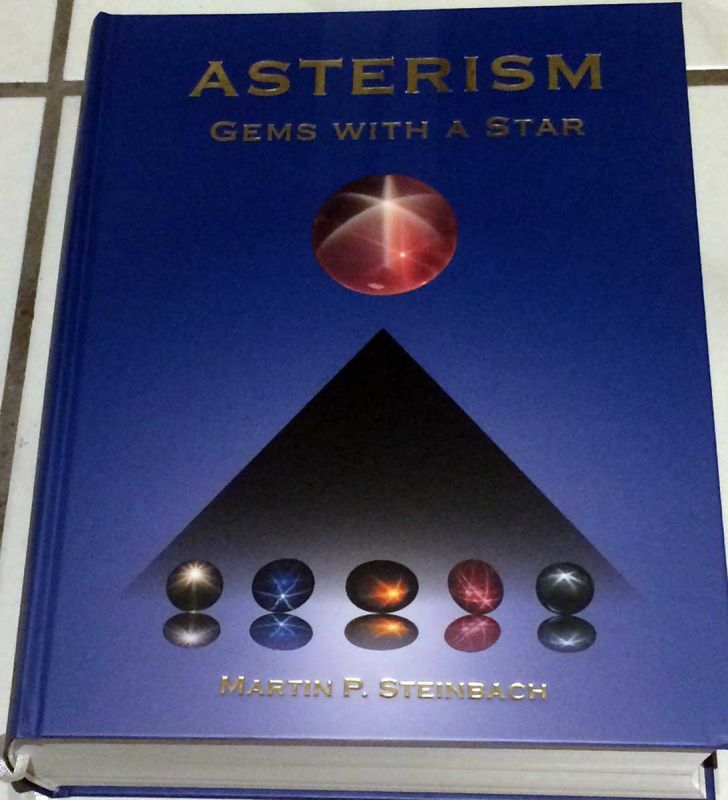Steinbach, Martin P.: Asterism. Gems with a Star.