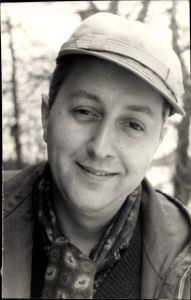 Foto Ak Schauspieler und Sänger Lutz Jahoda, Portrait, Jung