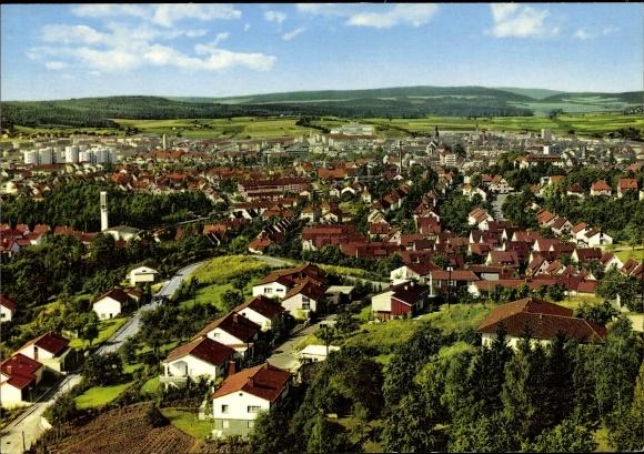 Ak Böblingen in Baden Württemberg, Gesamtansicht