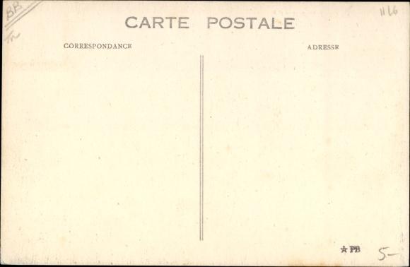 Ak Le Havre, Paquebot Paris, CGT French Line, Transatlantique 1
