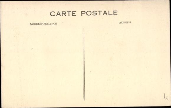 Ak Le Havre Seine Maritime, Paquebot Paris, Entree, CGT, French Line 1
