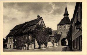 Ak Stralsund in Mecklenburg Vorpommern, Jugendheim am Kütertor, Jugendherberge