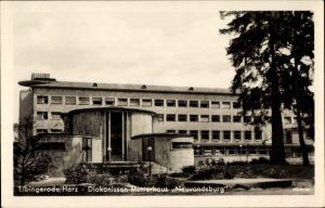 Ak Elbingerode Oberharz am Brocken, Diakonissenmutterhaus Neuvandsburg