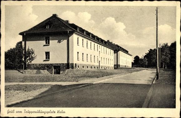 Ak Wahn Köln Nordrhein Westfalen, Partie am Truppenübungsplatz