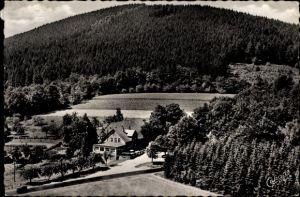 Ak Bad Iburg in Niedersachsen, Gast und Kaffeehaus Zum Dörenberg, Inh. H. Bäumker