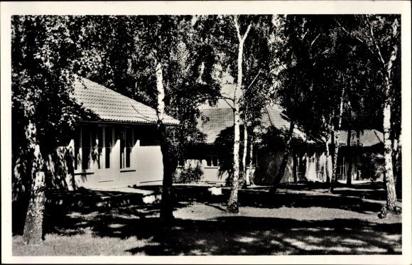ak elstal wustermark olympisches dorf wohnh user im birkenwald nr 1909738 oldthing sport. Black Bedroom Furniture Sets. Home Design Ideas