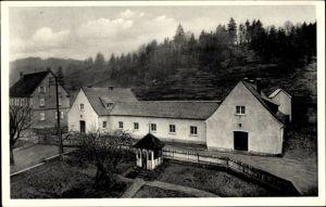 Ak Adelsheim im Neckar Odenwald Kreis, Das Ev. Gemeindehaus