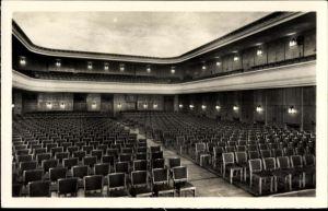Ak Leuna an der Saale, Leuna Werke Walter Ulbricht, Feierabendhaus, Theatersaal