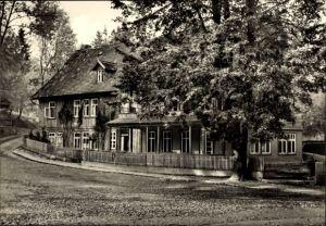 Ak Elend Oberharz am Brocken, FDGB Erholungsheim Völkerfreundschaft, Haus II