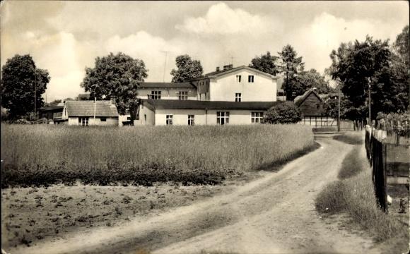 Ak Korswandt auf Usedom, Kinderferienlager des VEB Minol