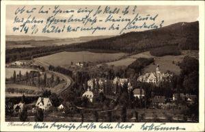 Ak Ramholz Schlüchtern im Main Kinzig Kreis, Blick auf Ort und Umgebung