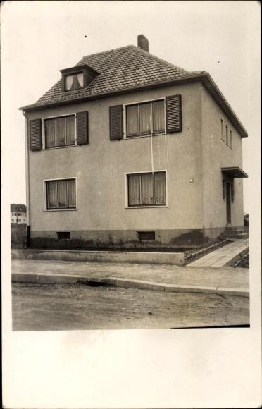 Foto Ak Dellbrück Köln Nordrhein Westfalen, Hausansicht, Haus Nr 116?