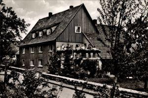 Ak Mellen Balve im Sauerland, Blick zum Erholungsheim Mellen