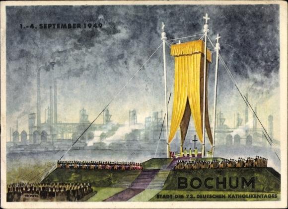 Künstler Bochum künstler ak vieth kurt hubert bochum im ruhrgebiet 73 deutscher