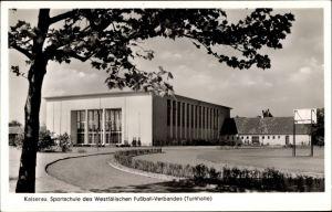 Ak Kaiserau Kamen, Sportschule d. westf. Fussballvereins, Turnhalle