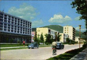 Ak Nova Gorica Neu Görz Slowenien, Erjavceva cesta, Straßenpartie