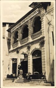 Ak Zanzibar Tansania, Largest Curio Shop in East Africa, Moloo Brothers & Co.