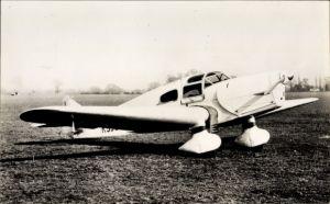 Ak Sportflugzeug Miles M 6 Hawcon, Monoplan, Miles Aircraft Limited