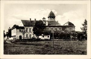 Ak Ebersbach Neugersdorf, HO Großtanz- und Ausflugsgaststätte Felsenmühle