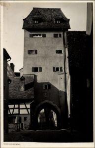 Ak Hersbruck im Nürnberger Land Bayern, Spitaltor