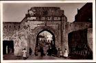 Ak Meknès Marokko, Porte d'entree, Route de Rabat