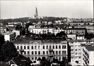 Ak Częstochowa Tschenstochau Schlesien, Widok ogolny