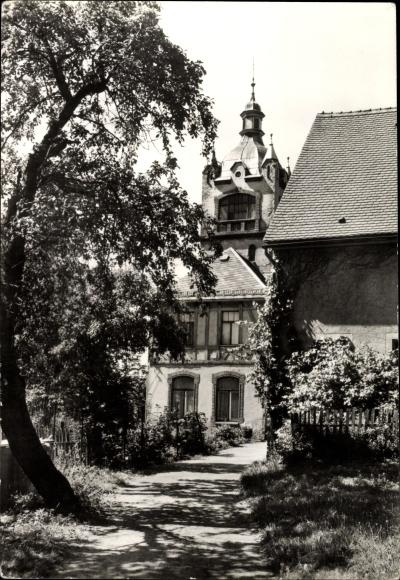 Ak Eibau Kottmar in der Oberlausitz, Ansicht der Beckenbergbaude