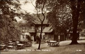 Ak Königslutter an der Elm, Waldrestaurant Lutterspring, Inh. Heinr. Wasmus jr.