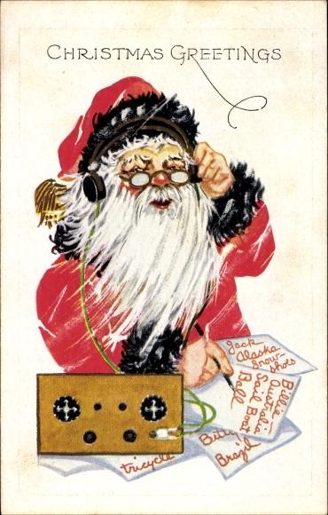 weihnachten weihnachtsmann laterne 1907 22140 nr. Black Bedroom Furniture Sets. Home Design Ideas