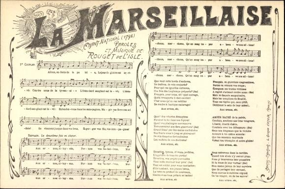 französische nationalhymne