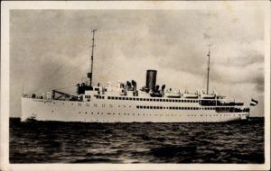 Ak Dampfschiff Hansestadt Danzig, Norddeutscher Lloyd Bremen