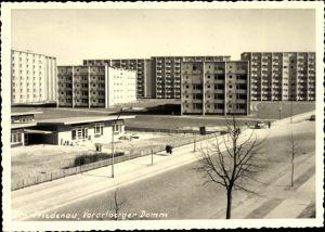 Ak Berlin Schöneberg Friedenau, Vorarlberger Damm, Plattenbauten