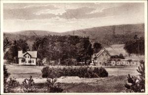 Ak Altenhain Frankenberg an der Zschopau, Sommerfrische, Häuser