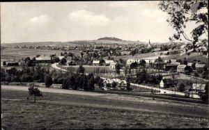 Ak Eibau Kottmar in der Oberlausitz, Gesamtansicht der Ortschaft