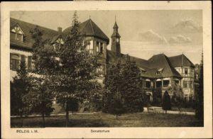 Ak Bad Belzig in Brandenburg, Blick auf das Sanatorium
