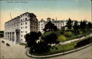 Ak Hamilton Bermuda, Hamilton Hotel, Street view