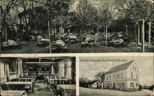 Ak Zwenkau in Sachsen, Harthschlösschen, Bes. Paul Lippmann