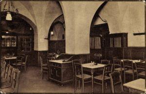 Ak Nürnberg, Braustübl der Freiherrlich von Tucher'schen Brauerei, Vordere Ledergasse 22