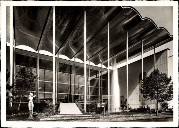 Ak Zürich Stadt Schweiz, Schweizer Landesausstellung 1939, Abteilung Aluminium