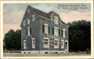 Ak Birgden Remscheid im Bergischen Land, Restaurant Bergisches Haus, Inh. Emil Diederichs